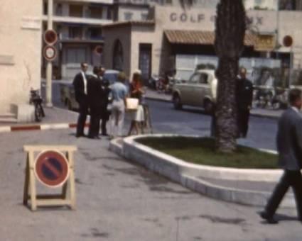Nizza's Strandpromenade