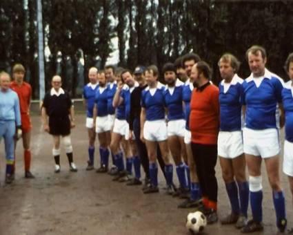 Fußball Aldekerk