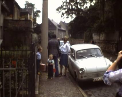 Bei Familie Walter in Jena