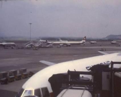 Züricher Flughafen