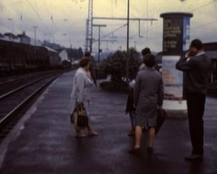 Am Bahngleis