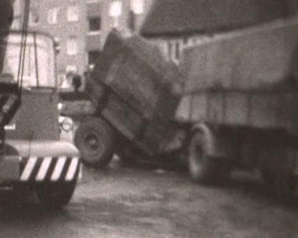 Lastwagenbergung
