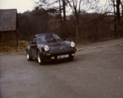 Porsche-Fahrt