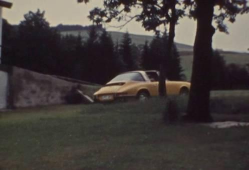 Porschefahrt