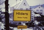 Winterurlaub in Hilders