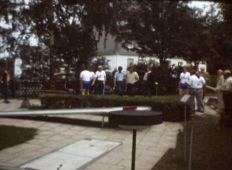 Dauer Minigolf - 1981 Brilon