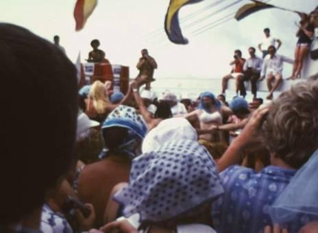 Mit dem Schiff nach Rio