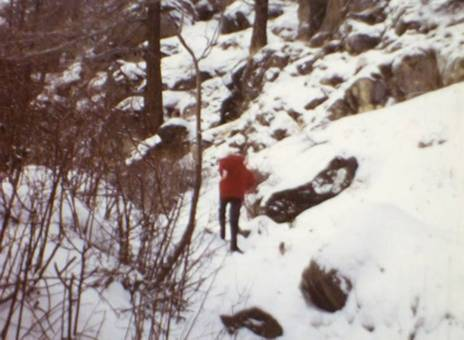 Spaziergang in den Bergen