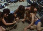 Trinkspiele am Strand