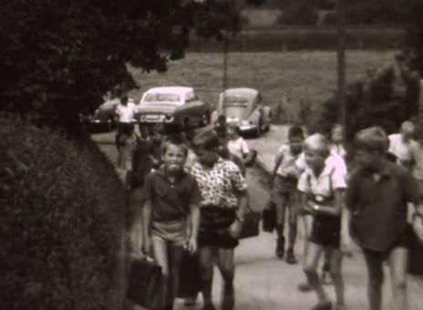 Schüler unterwegs