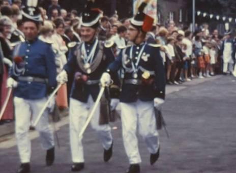 300 Jahre Schützenbruderschaft
