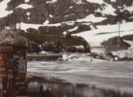 Mit dem Bus über die Alpen