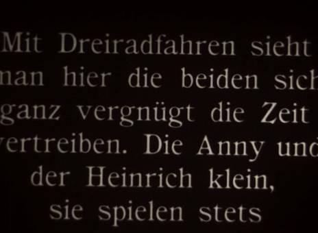 Anny und Heinrich