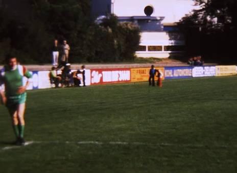 Kinder auf dem Feld