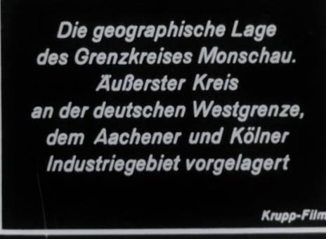 Der Grenzkreis Monschau