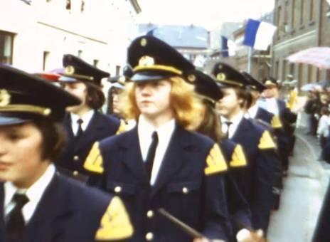 Prunk-Kirmes Mai 1972