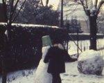 Tanz um den Schneemann