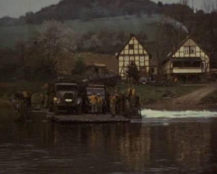 Übersetzen über die Weser