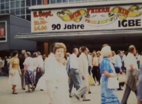 90 Jahre IGBE Feier