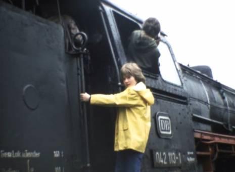 Dampflok-Abschiedsfahrt