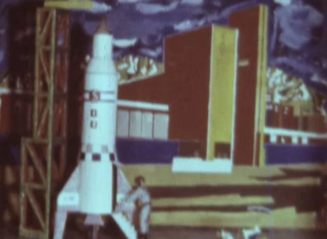Ralfis Reise zum Mond