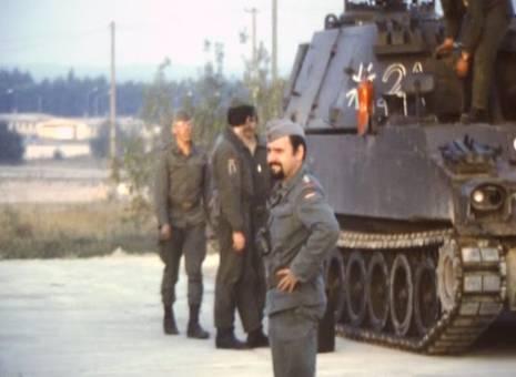 Truppenübungsplatzaufenthalt