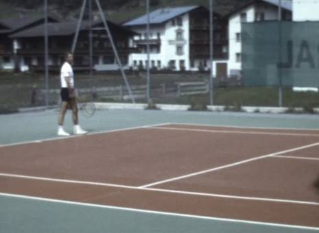 Tennis in Sölden