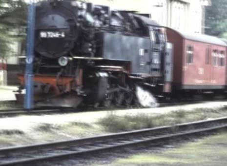 Harzquer- und Brockenbahn