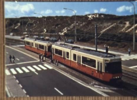 Tramlijn Ostende - De Panne