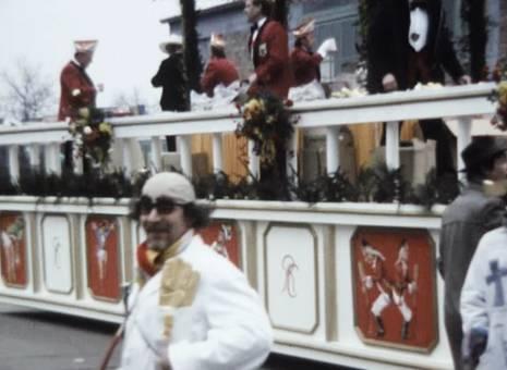 Gymnicher Karnevalsumzug 1979