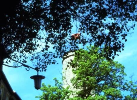Bielefeld von der Sparrenburg