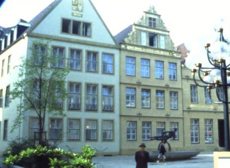 Alter Markt in Bielefeld