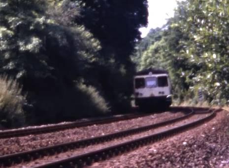 Zugfahrt nach Wichlinghausen