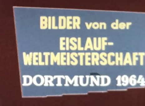 Eislauf WM in Dortmund