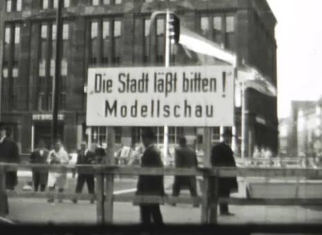 Rundgang durch Düsseldorf