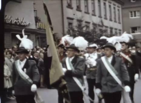 Festumzug Bundesschützenfest