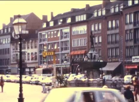 Aufnahmen aus Aachen