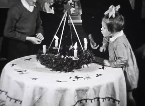 Weihnachten im Familenkreis