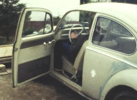 Mein Volkswagen