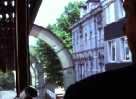 Man schwebt in Wuppertal