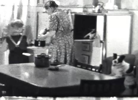 Kochen mit Mutti