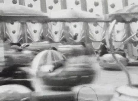 Karussell fahren