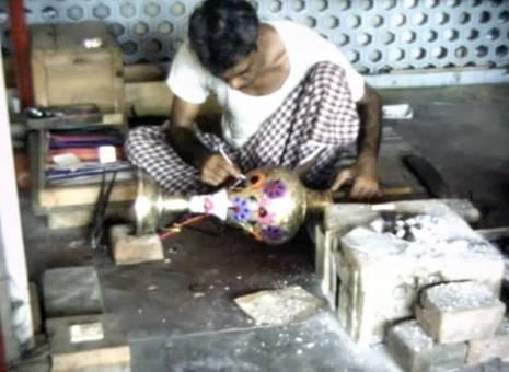 Handwerk in Indien