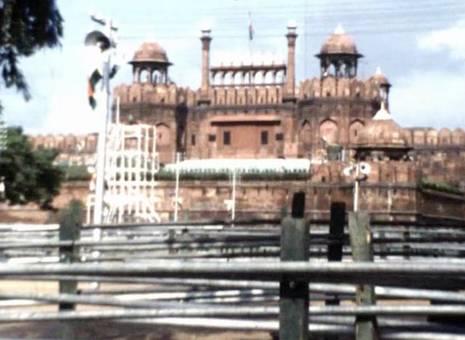 Reise durch Delhi