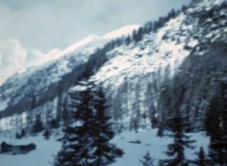 Skiurlaub in Ischgl 1975