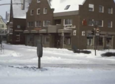Schneeausflug