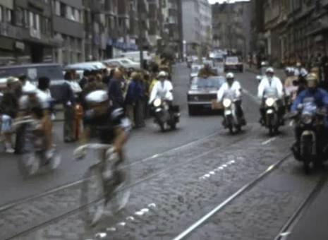 Giro d'Italia in Aachen