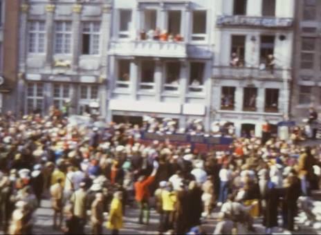Rosenmontagzug 1973 II. Teil