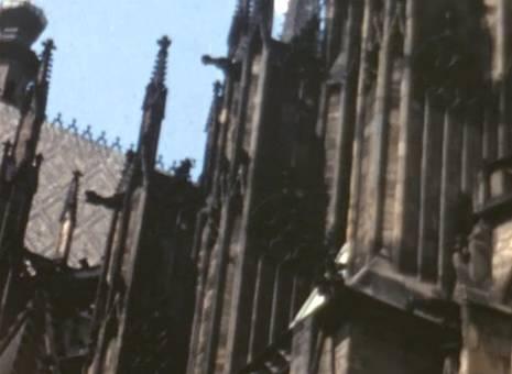 Zu Besuch in Prag