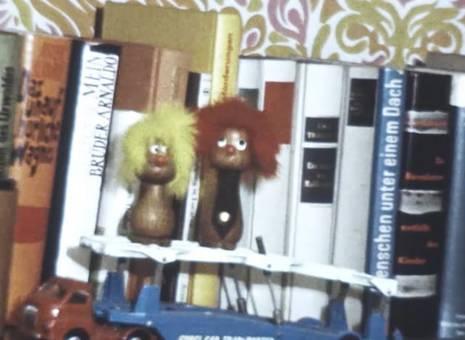 Lebendige Puppen